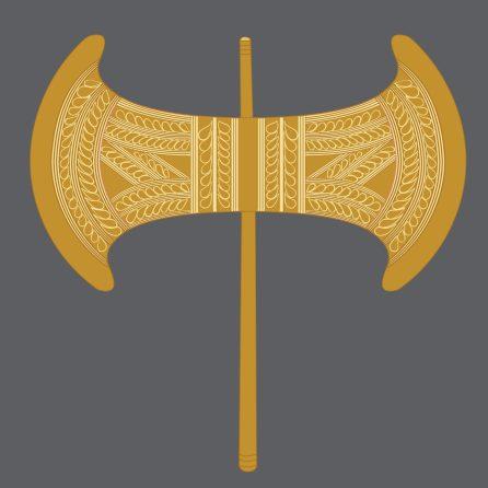 Labrys | Historical Lesbian Symbol