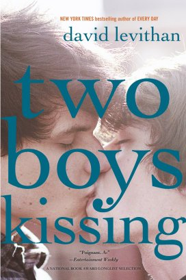 Two Boys Kissing Book