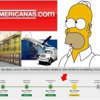 A Americanas.com estendeu os prazos de entregas