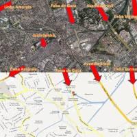 Polícia Devolve Faixa de Gaza ao Trânsito Carioca