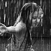 Uma Chuva Abençoada Veio Amenizar o Calor