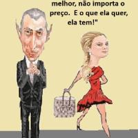 """Conheça a Nababesca Vida da """"Bela..."""" Marcela Temer"""