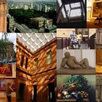 Uma ida a Pinacoteca de São Paulo