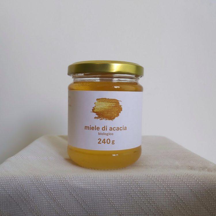miele acacia biologico