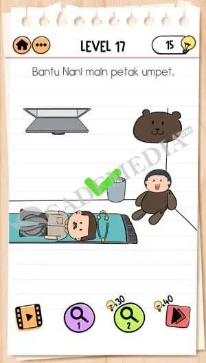 Kunci Brain Test 2 : kunci, brain, Kunci, Jawaban, Brain, Level, Galeri