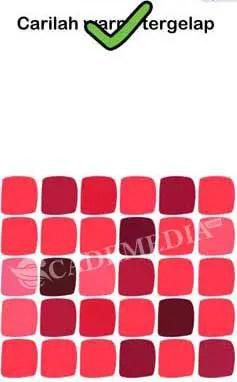 Brain Out Carilah Warna Tergelap : brain, carilah, warna, tergelap, Kunci, Jawaban, Brain, Level, CadeMedia.com