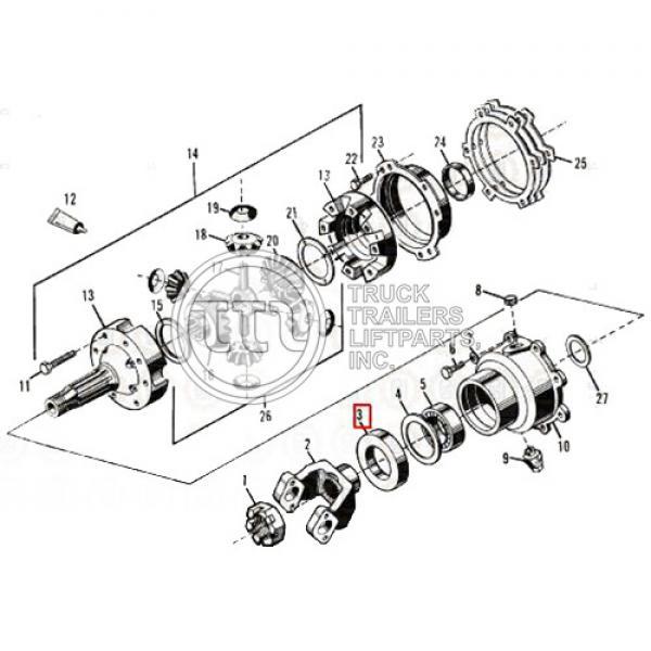 Casquillo De Biela Motor (viernes) P651505