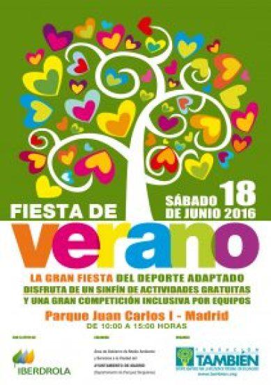 Fiesta de Verano de la Fundación También