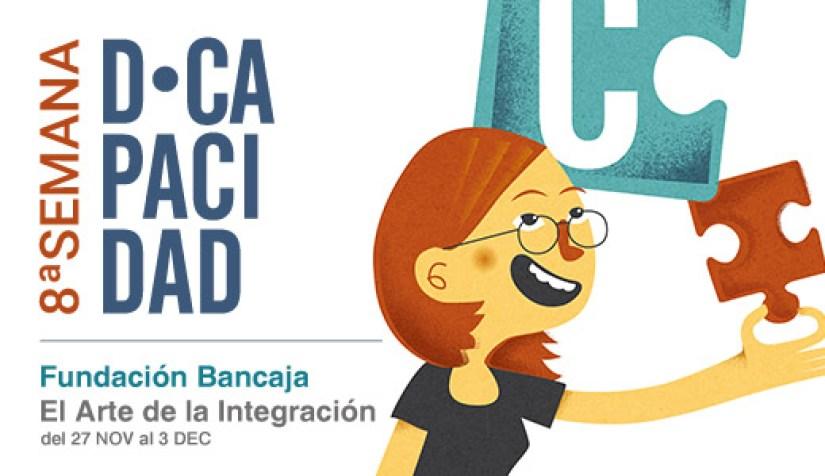 Fundación Bancaja organiza la octava edición de su 'Semana D-Capacidad'