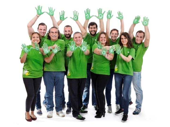 Jornada de voluntariado de Iberdrola en la Comunidad de Madrid