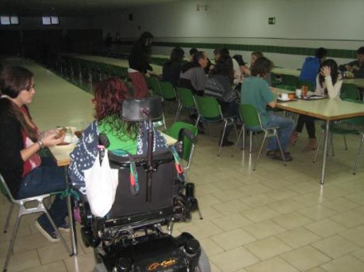 La Fundación Aon España seguirá apoyando la inclusión de estudiantes con discapacidad en la comunidad universitaria