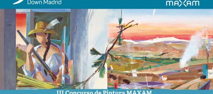 Fundación Maxam y Down Madrid reivindican el potencial artístico de las personas con discapacidad intelectual