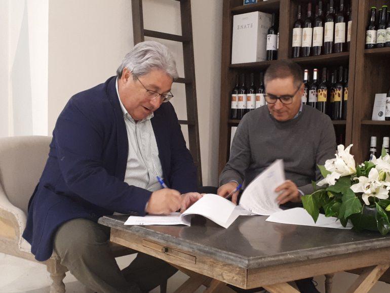 Atades Huesca y la Asociación provincial de Hostelería colaborarán para la inserción laboral