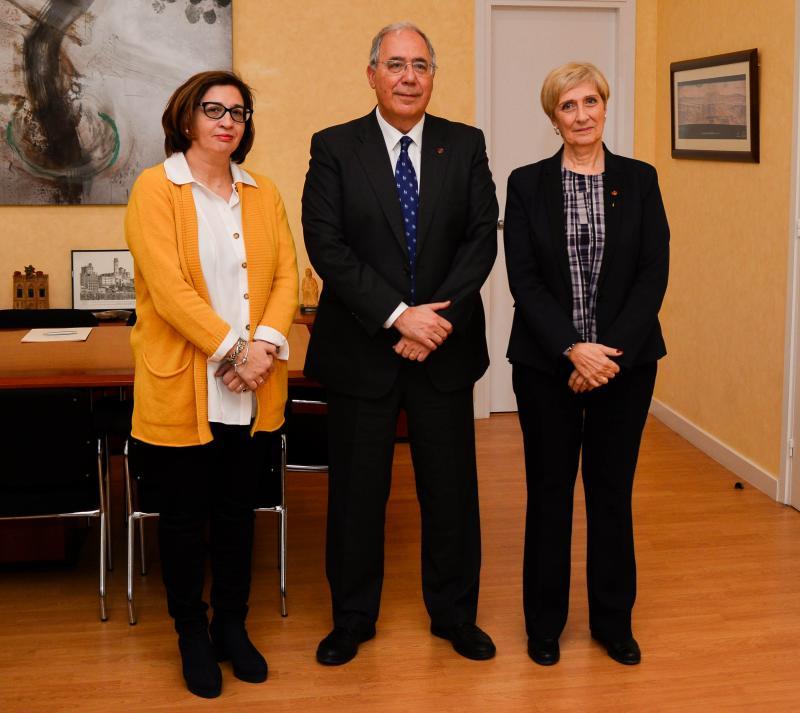 Fundación ONCE y la Universidad de Lleida unen esfuerzos para mejorar la vida de las personas con discapacidad