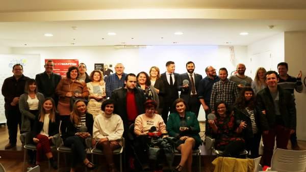 A Toda Vela premia a 15 entidades con el galardón 'Empresa Inclusiva'
