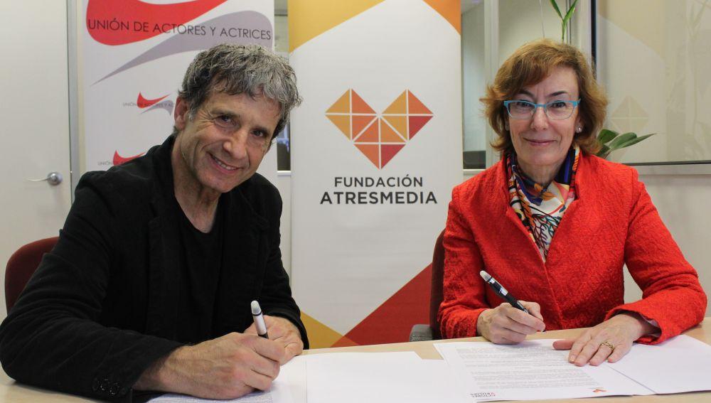 La Unión de Actores y Atresmedia por la discapacidad en las artes escenicas
