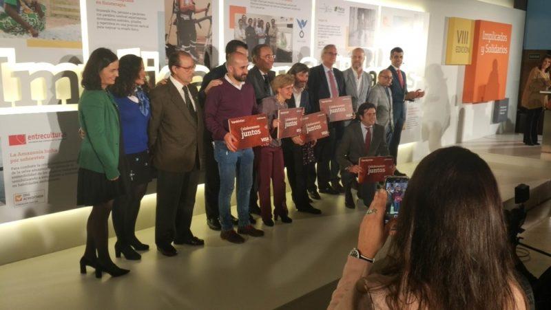 Bankinter premia a Aspanias por un proyecto Impre-3D