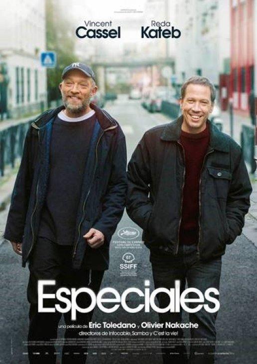 """""""Especiales"""", una película sobre el autismo con grandes necesidades de apoyo"""