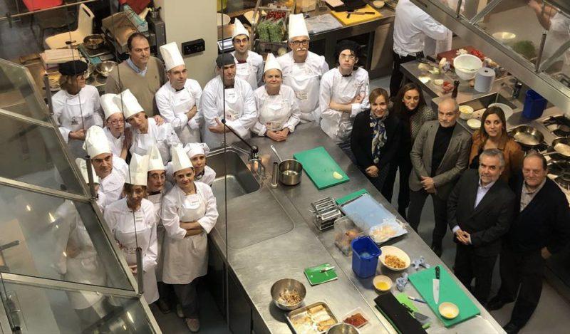 La Fundación Repsol con el proyecto Plas Plas Cocina