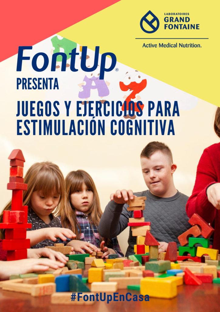 FontUp presenta un Kit de juegos y ejercicios para estimulación cognitiva