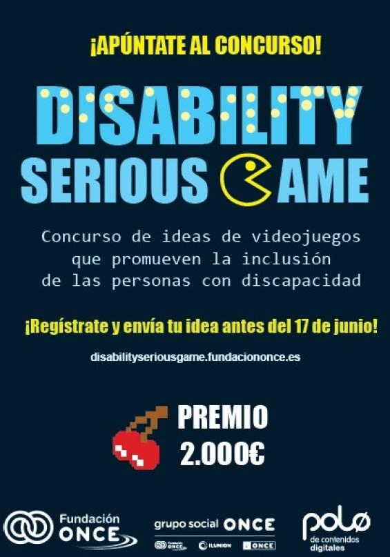 Fundación ONCE y el Polo Nacional de Contenidos Digitales impulsan los videojuegos inclusivos