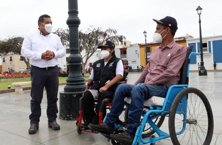 MPT contrata a 30 trabajadores con discapacidad para ocupar plazas en diferentes servicios