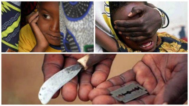 Resultado de imagen de mutilación genital masculina fotos