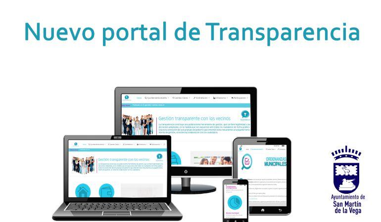 El nuevo portal facilitará el acceso a la información municipal
