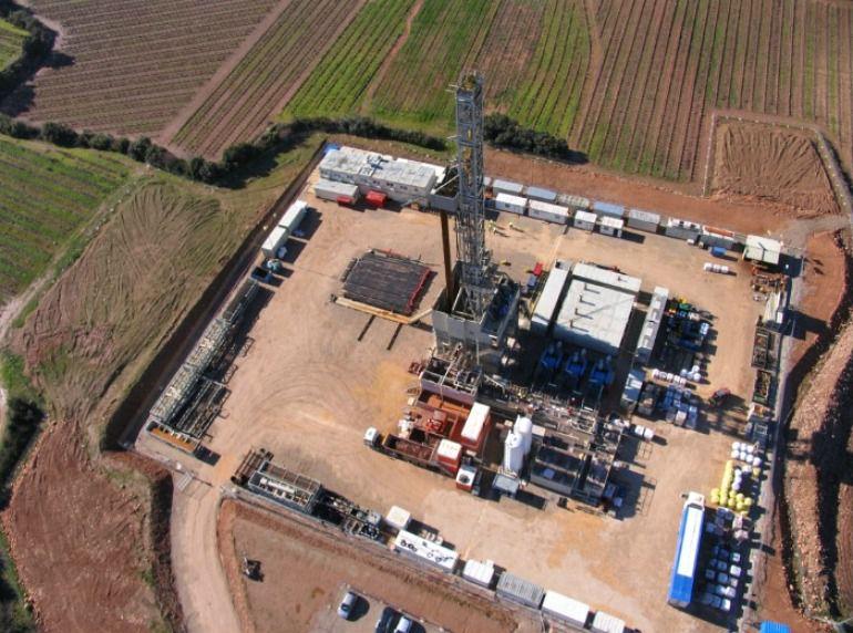 El Gobierno cambia la tramitación del pozo de gas de Subijana y evita las alegaciones ciudadanas