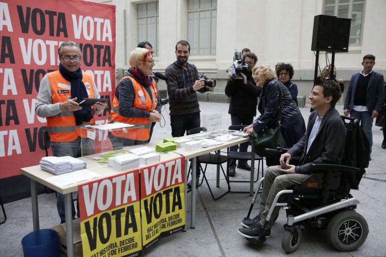 La ONU premia al Ayuntamiento por Decide Madrid