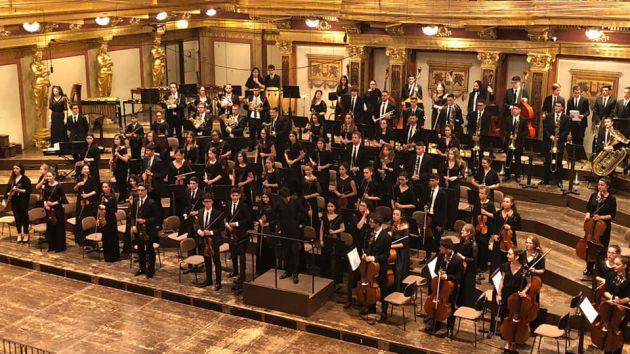 Las orquestas más jóvenes de Alicante conquistan el Olimpo de la música