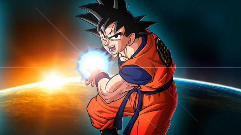 Goku, protagonista de 'Dragon Ball Z'
