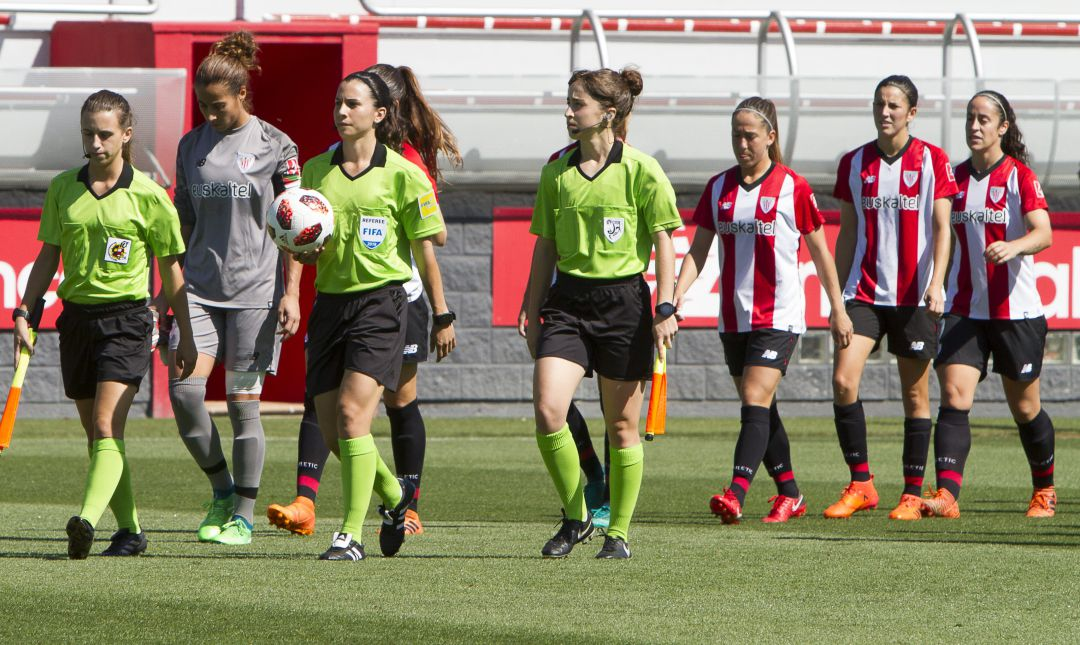Rayo Vallecano Athletic femenino: El Athletic busca en Vallecas su primera victoria de la temporada