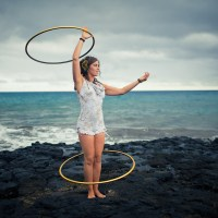 shellie white light – the healthy hooper on Maui
