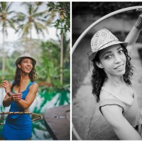 Honey Hoops ~ Bali Hooping at Sacred Circularities with Satise
