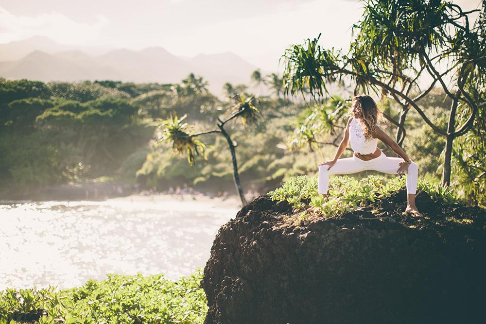yoga maui