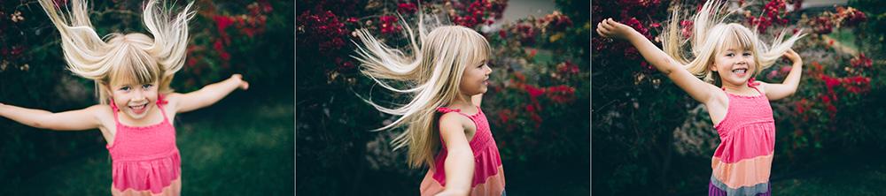 children photography maui