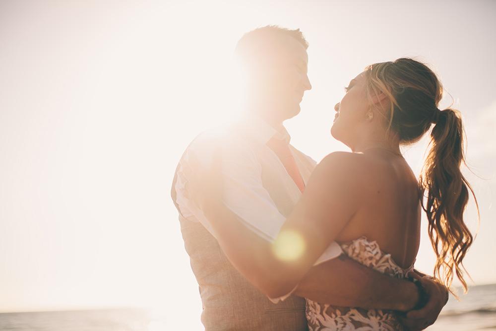 wedding moments by cadencia photography in Wailea, Maui.