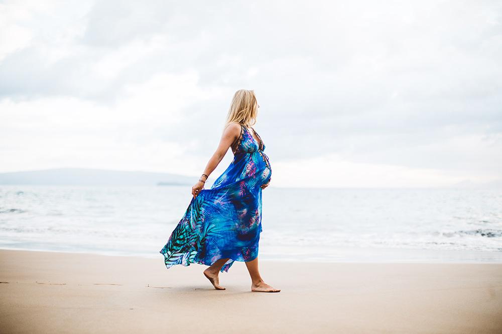 Maui maternitiy photography