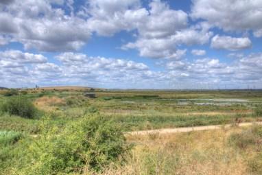 HDR test two - Rainham Marshes