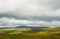 Dartmoor Landscape image taken in August