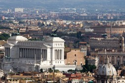 View from top of St. Peter's Basilica 2