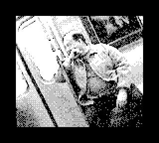 Gordo no metrô