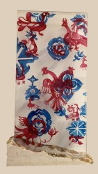 Tinta de vitral sobre acrílico 60 x 102 x 16 cm 2011