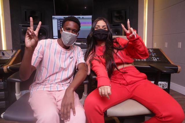 Flay grava parceria musical com DJ Zullu