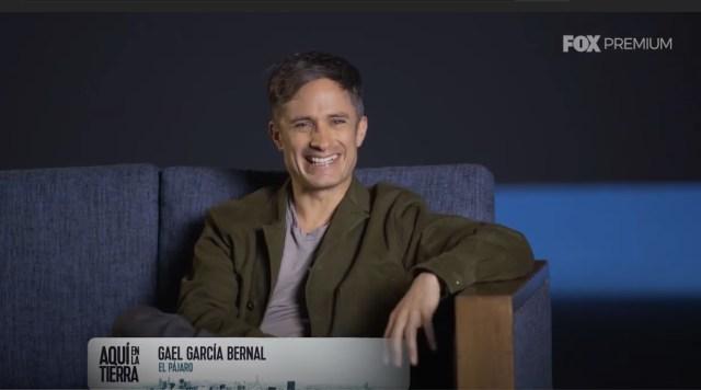 Gael García Bernal, retorna série AQUI NA TERRA