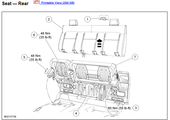 Ford f150 factory service manual