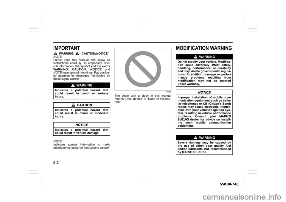Suzuki swift 1998 repair manual
