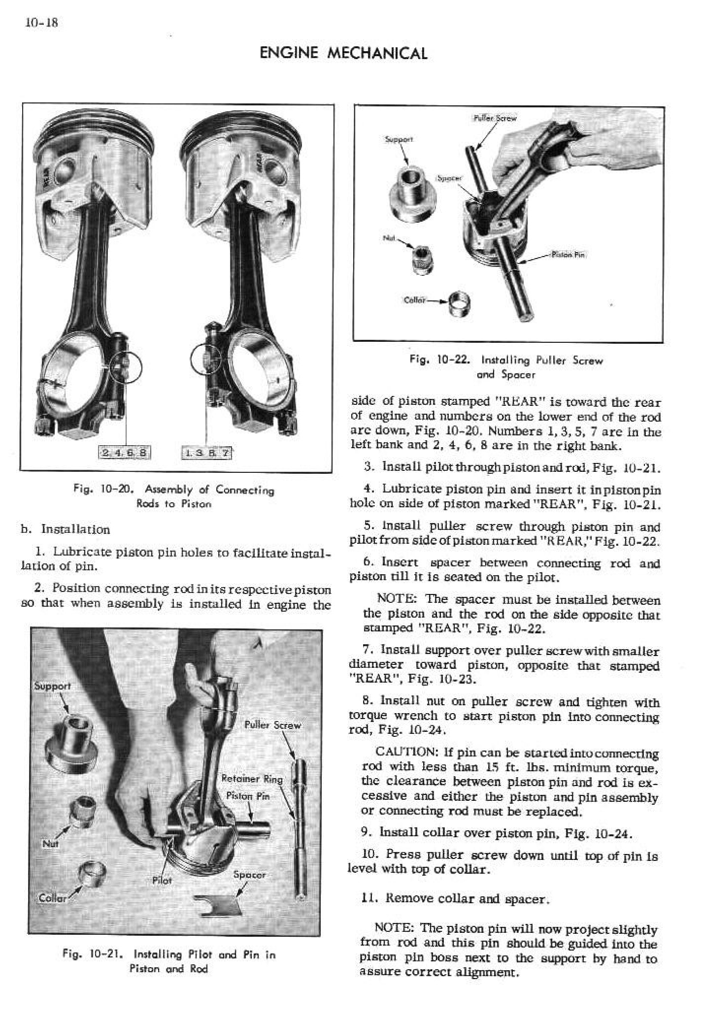 1952 Cadillac Shop Manual- Engine Mechanical Page 18 of 36