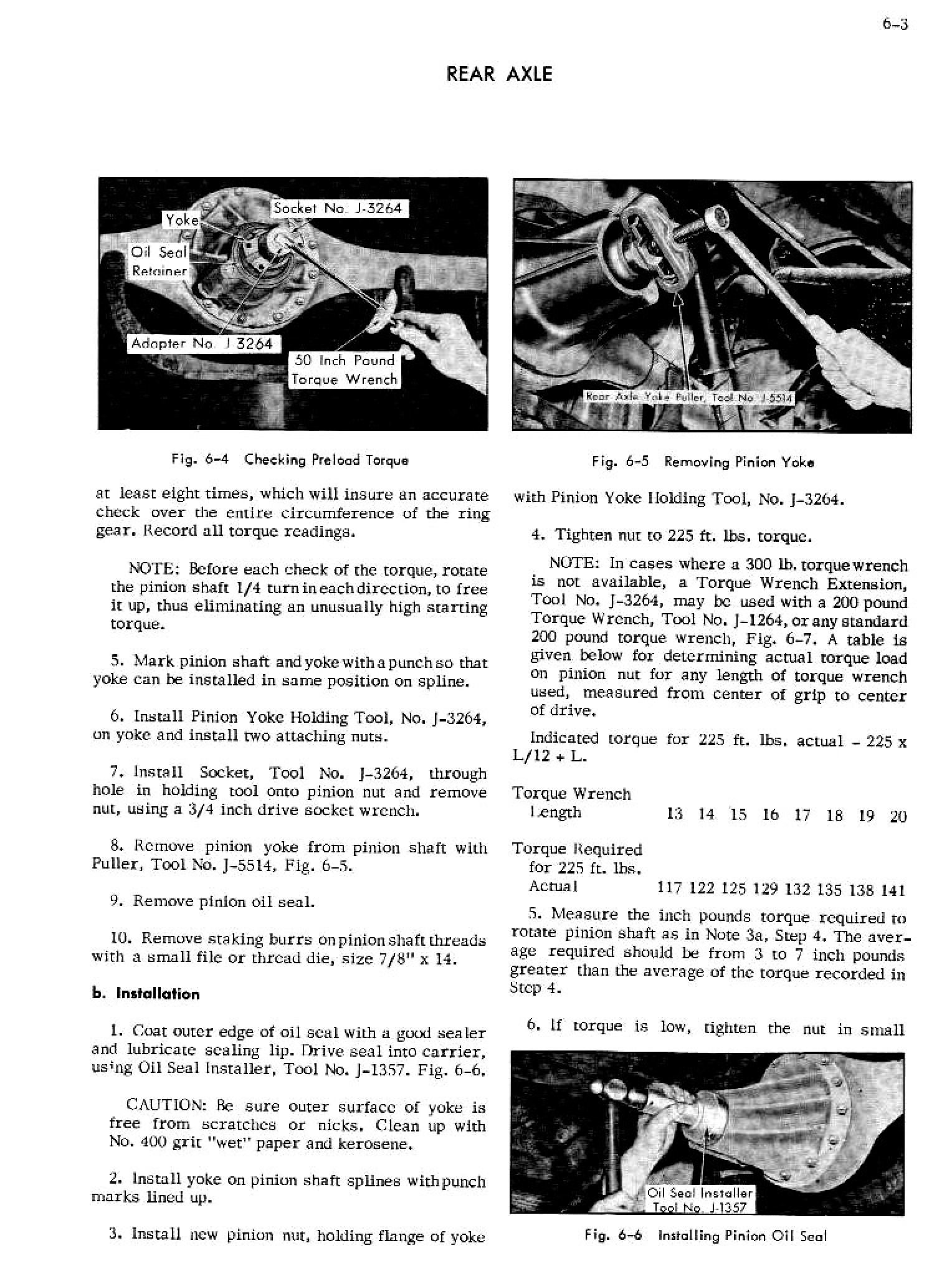1956 Cadillac Shop Manual- Rear Axle Page 3 of 10
